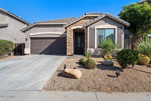 Photo of 4614 W ROLLING ROCK Drive, Phoenix, AZ 85086 (MLS # 6295149)