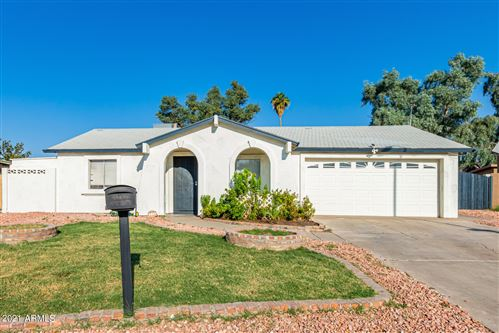 Photo of 4805 N 81ST Drive, Phoenix, AZ 85033 (MLS # 6295151)