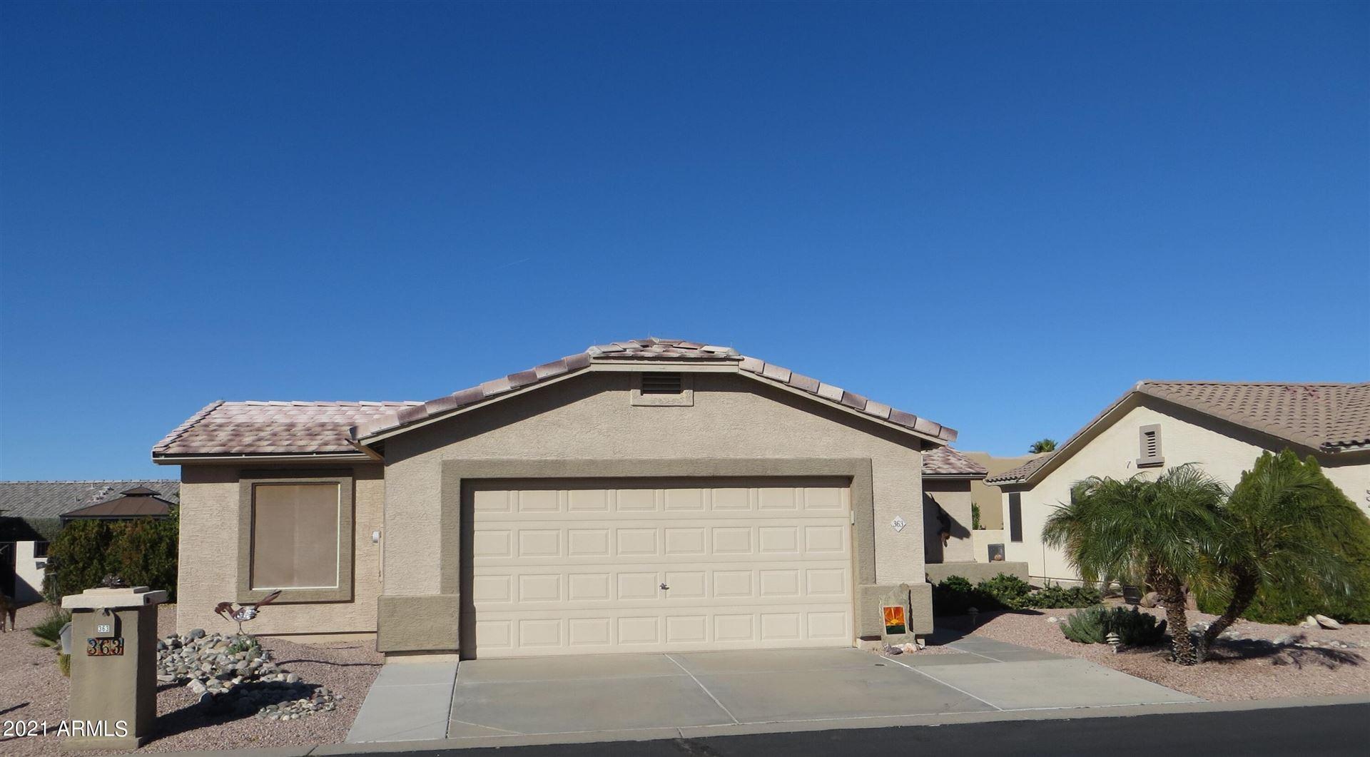 Photo of 2101 S MERIDIAN Road #363, Apache Junction, AZ 85120 (MLS # 6198151)