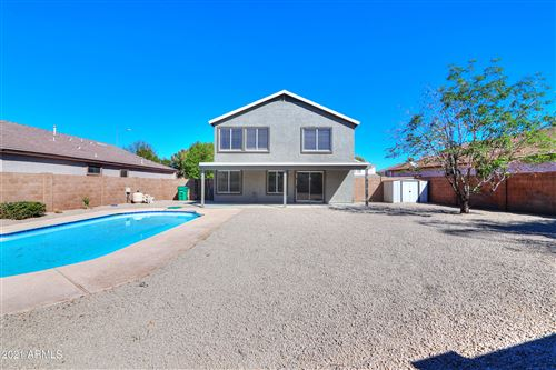 Photo of 10427 E OBISPO Avenue, Mesa, AZ 85212 (MLS # 6198152)