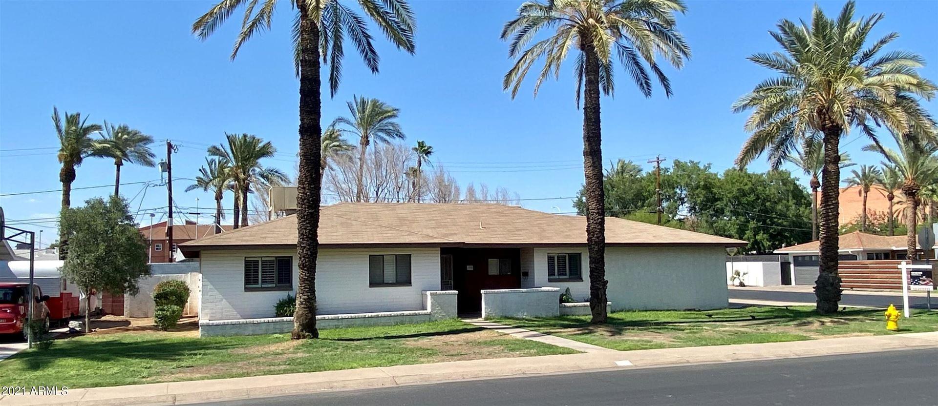 100 W PALMDALE Drive, Tempe, AZ 85282 - MLS#: 6231152