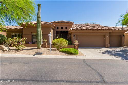 Photo of 8929 E CALLE DE LAS BRISAS --, Scottsdale, AZ 85255 (MLS # 6235153)