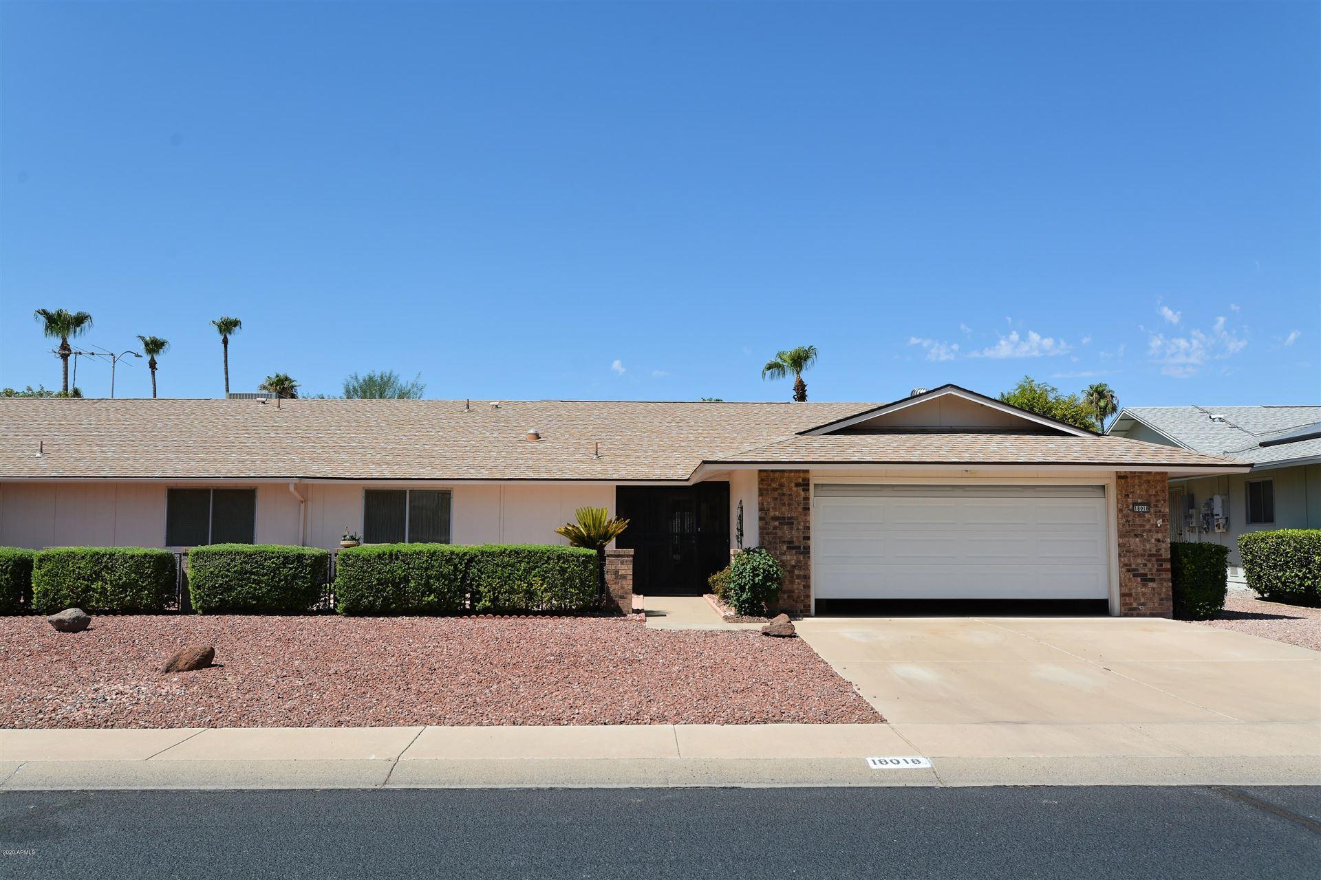 18018 N DESERT GLEN Drive, Sun City West, AZ 85375 - MLS#: 6115154
