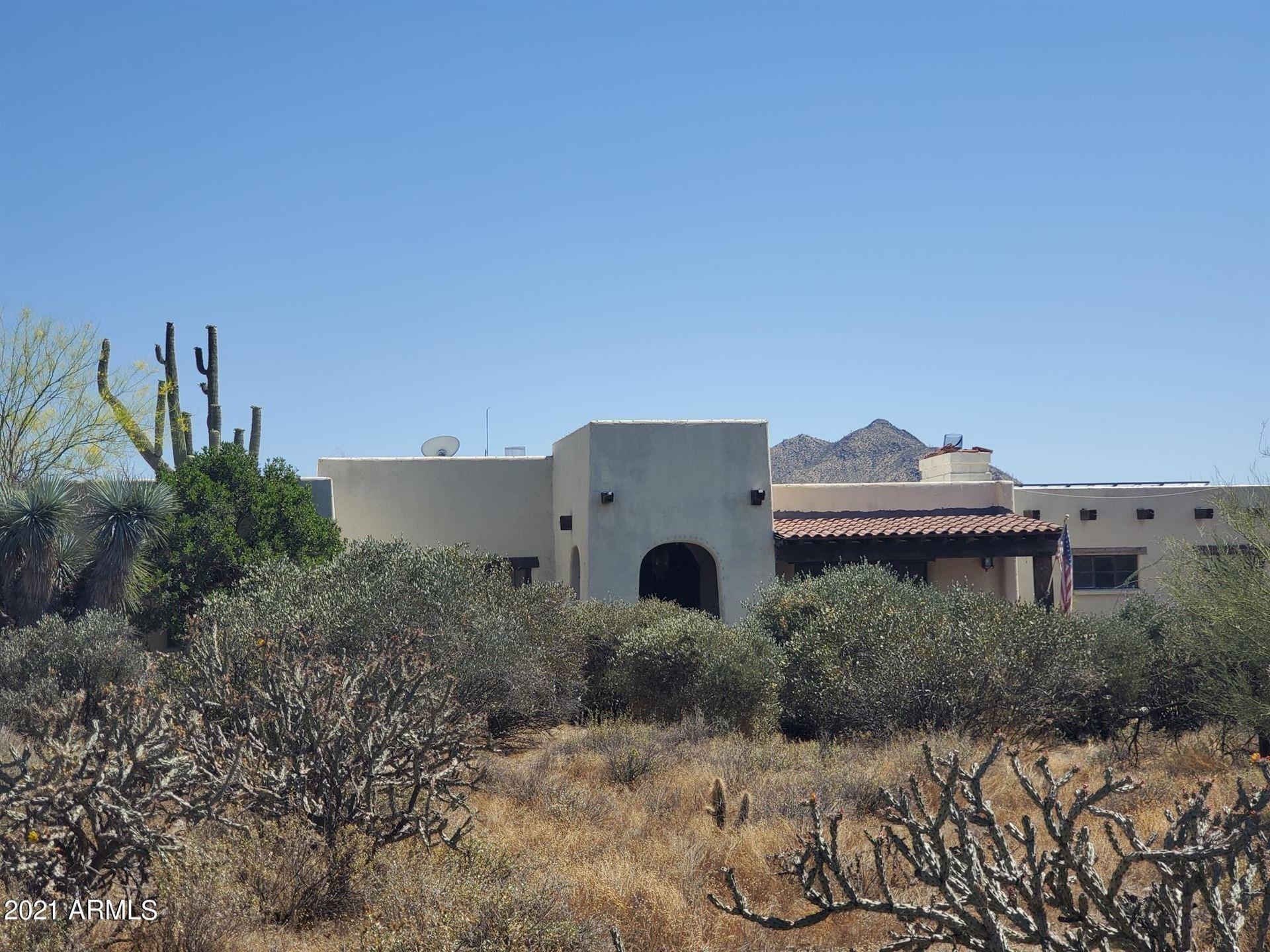 Photo of 6639 E RIDGECREST Road, Cave Creek, AZ 85331 (MLS # 6233154)