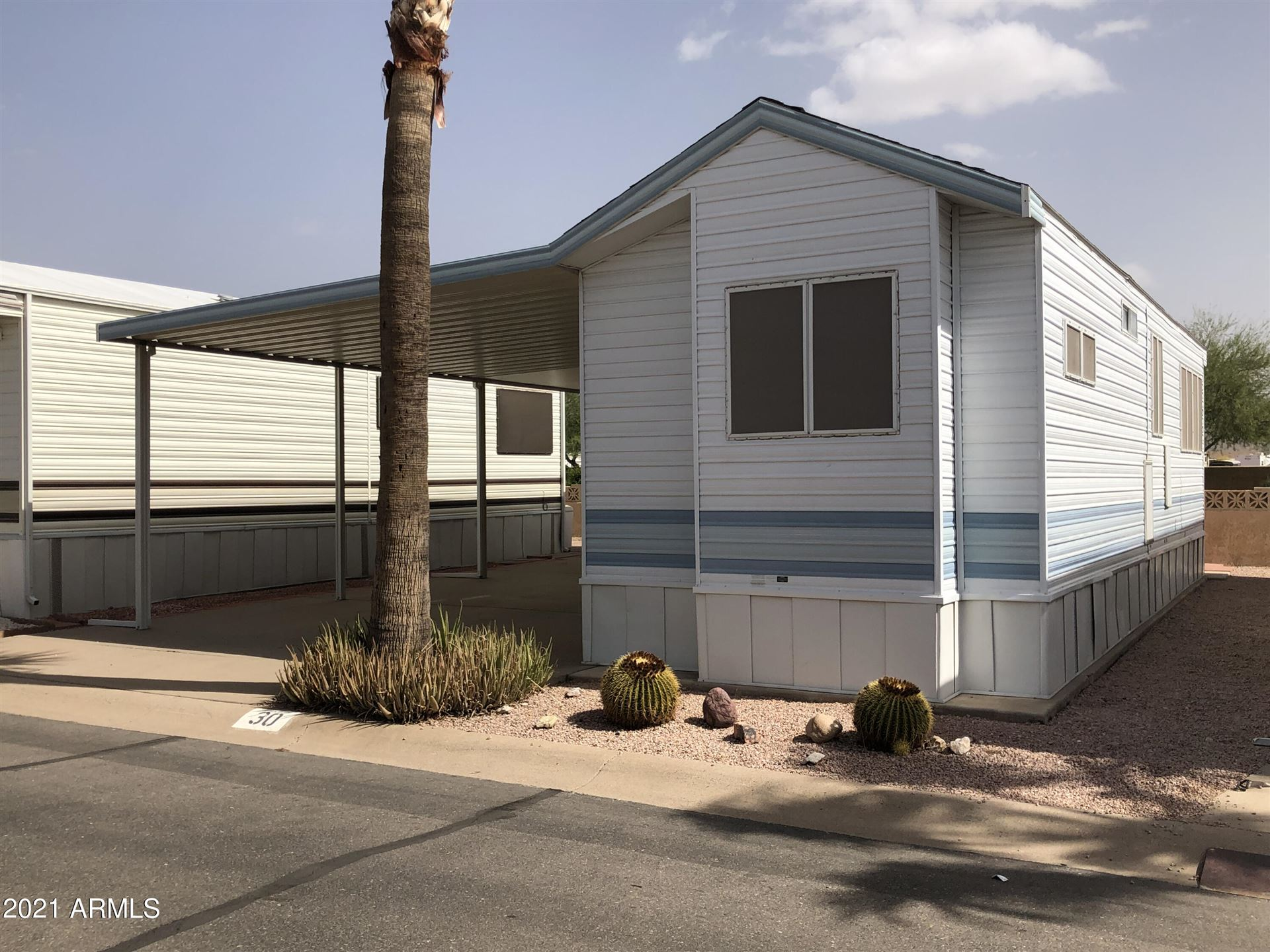 Photo of 30 S IRON ORE Drive, Apache Junction, AZ 85119 (MLS # 6306154)