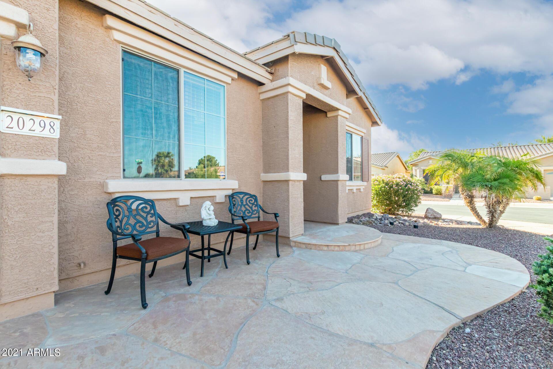 Photo of 20298 N OXBOW Lane, Maricopa, AZ 85138 (MLS # 6307154)