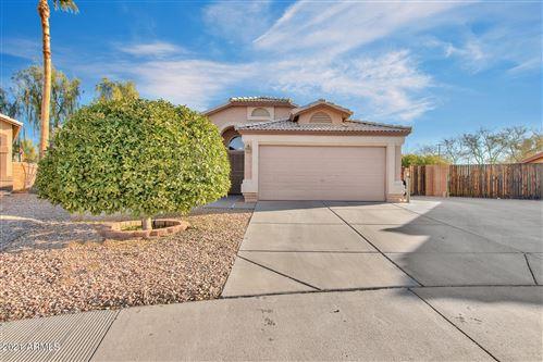 Photo of 5066 E Harmony Avenue, Mesa, AZ 85206 (MLS # 6198156)