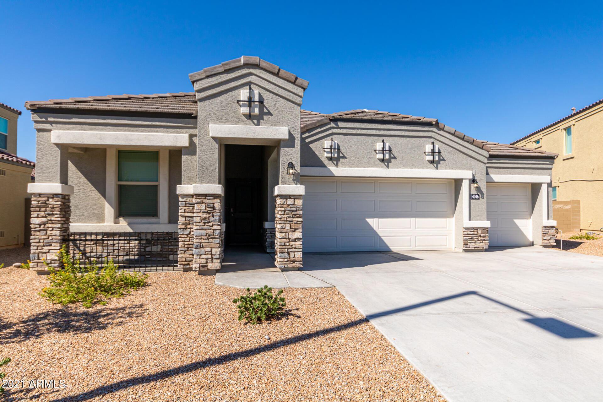 Photo of 4046 N 307TH Lane, Buckeye, AZ 85396 (MLS # 6306156)