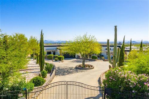 Photo of 9525 E BUCKSKIN Trail, Scottsdale, AZ 85255 (MLS # 6177157)