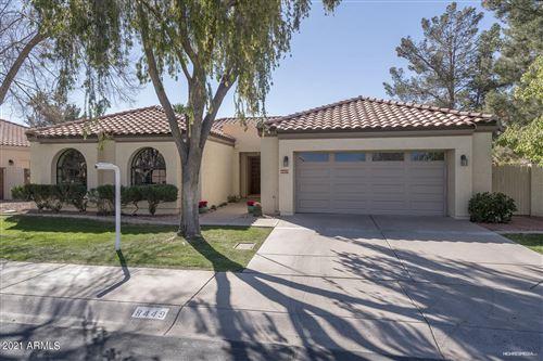 Photo of 8449 E Coolidge Street, Scottsdale, AZ 85251 (MLS # 6198157)