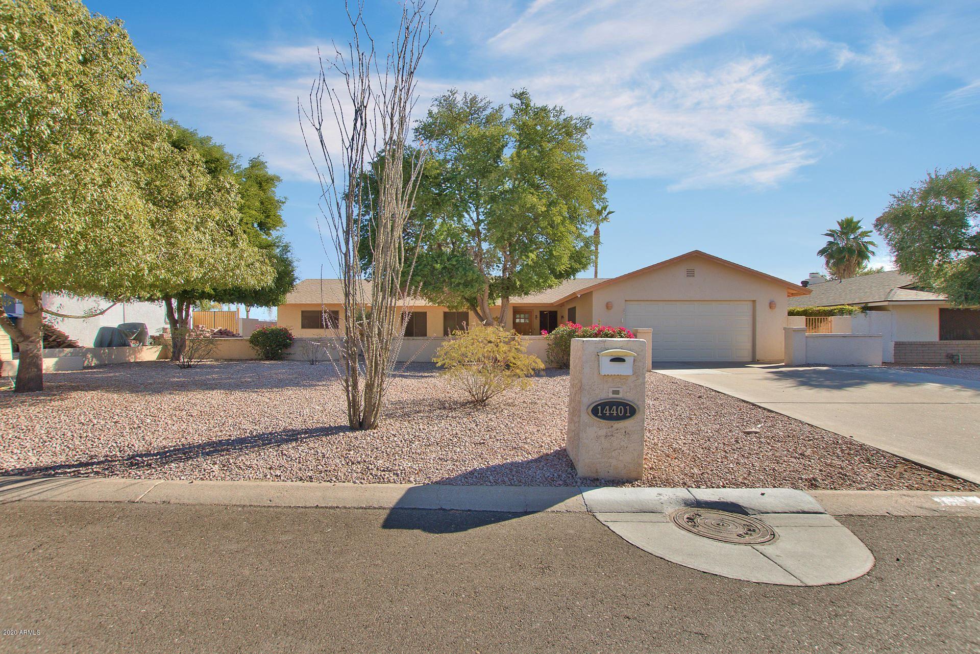 14401 N SAN CARLOS Drive, Fountain Hills, AZ 85268 - MLS#: 6163158