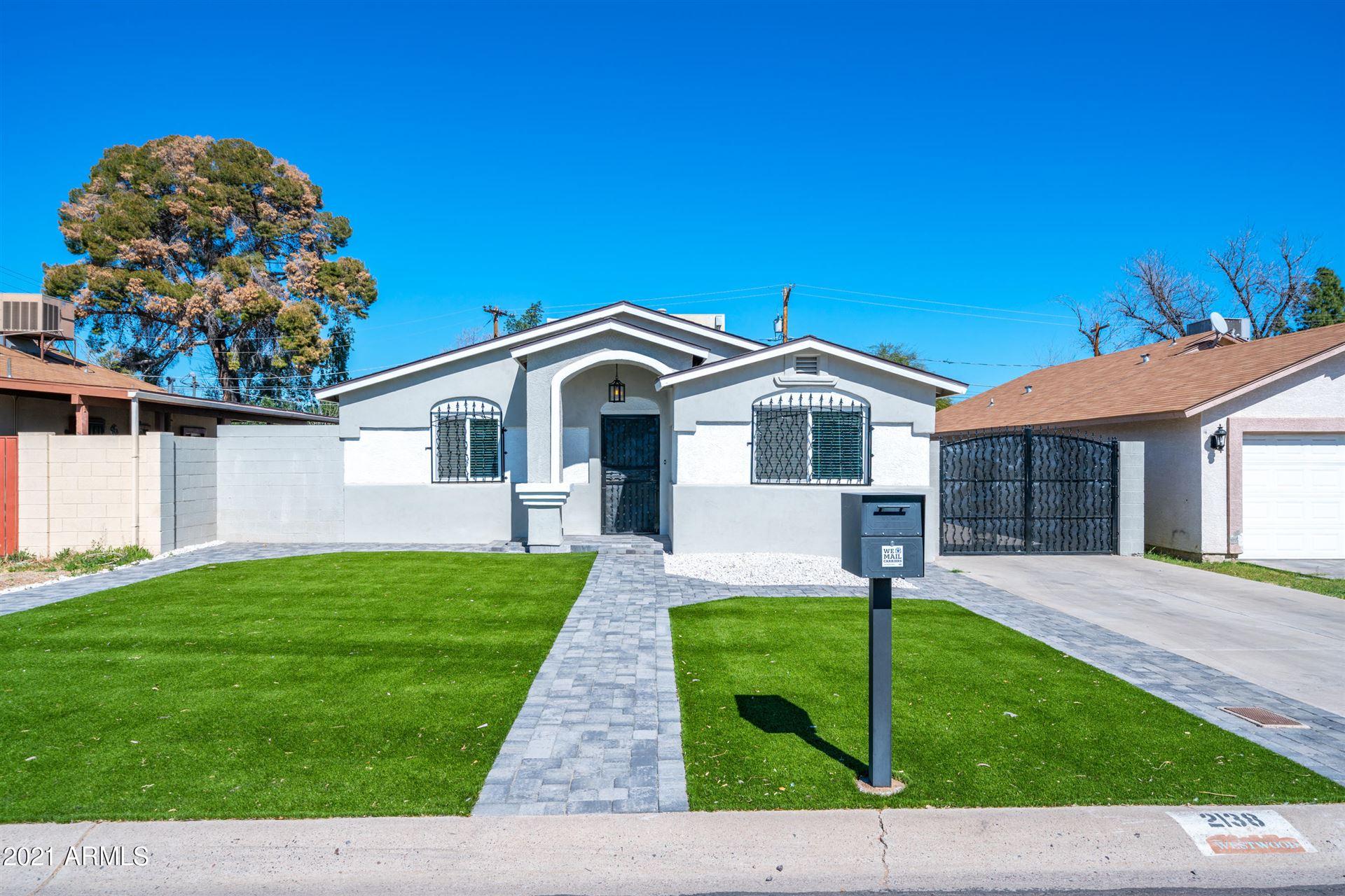 2138 W ELM Street, Phoenix, AZ 85015 - MLS#: 6199158