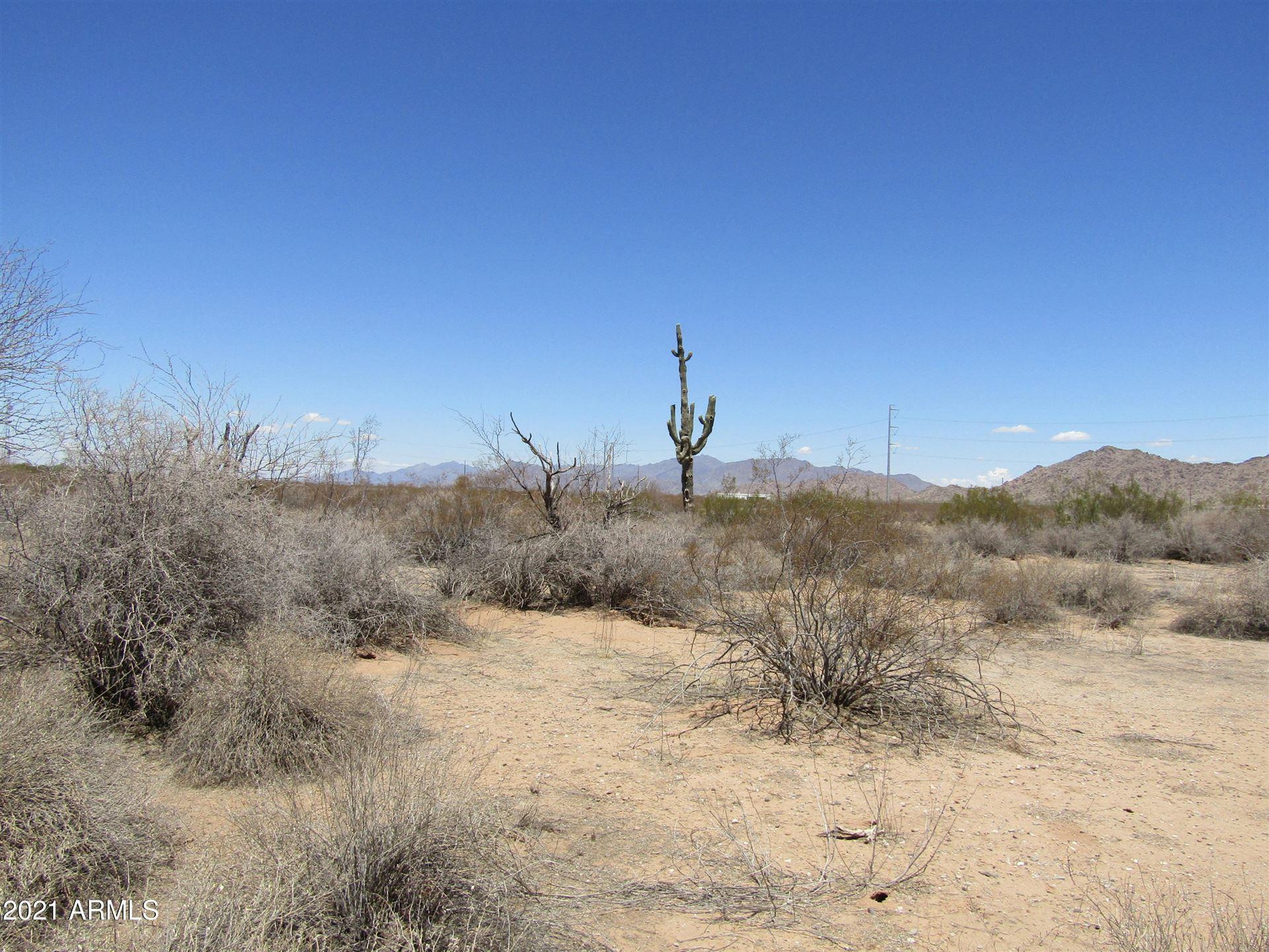Photo for 0 W Fulcar Road, Maricopa, AZ 85139 (MLS # 6227158)