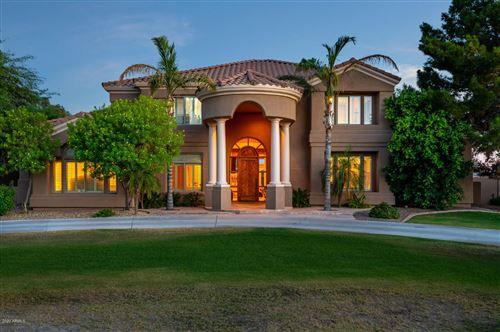 Photo of 2299 E Virgo Place, Chandler, AZ 85249 (MLS # 6091159)