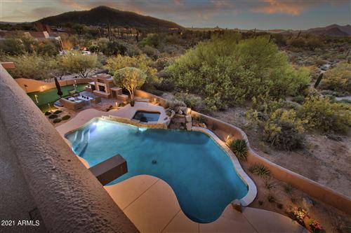 Photo of 30600 N PIMA Road #49, Scottsdale, AZ 85266 (MLS # 6220159)