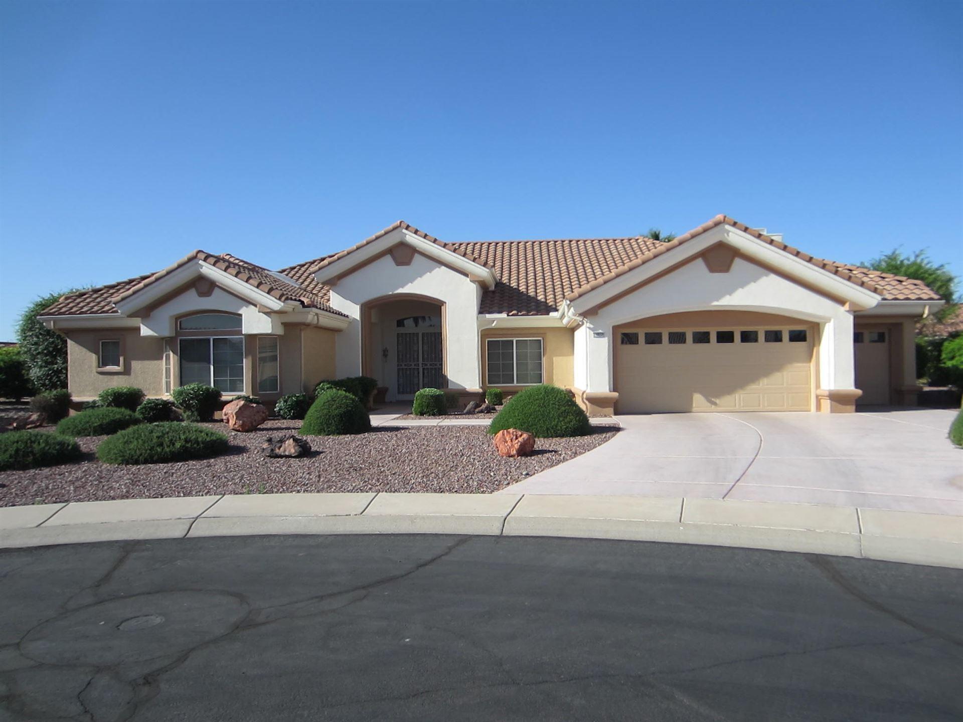 16037 W SENTINEL Drive, Sun City West, AZ 85375 - MLS#: 6224160