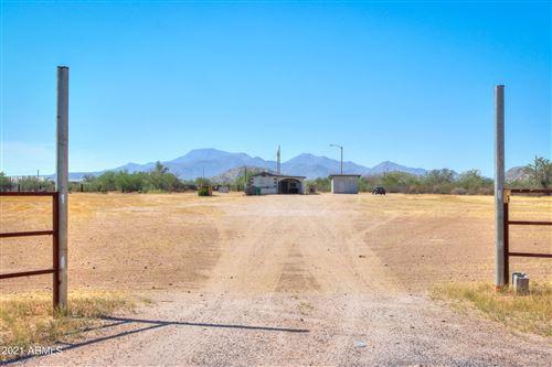 Tiny photo for 48203 W WHIRLY BIRD Road, Maricopa, AZ 85139 (MLS # 6297161)