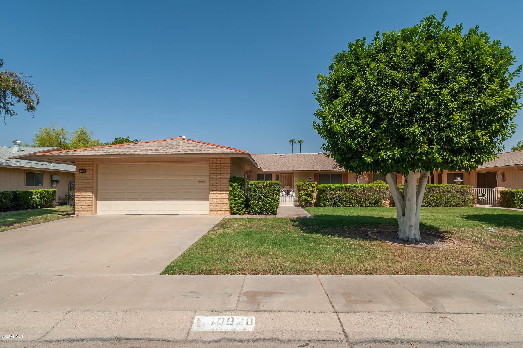 10928 W CARON Drive, Sun City, AZ 85351 - MLS#: 6133161