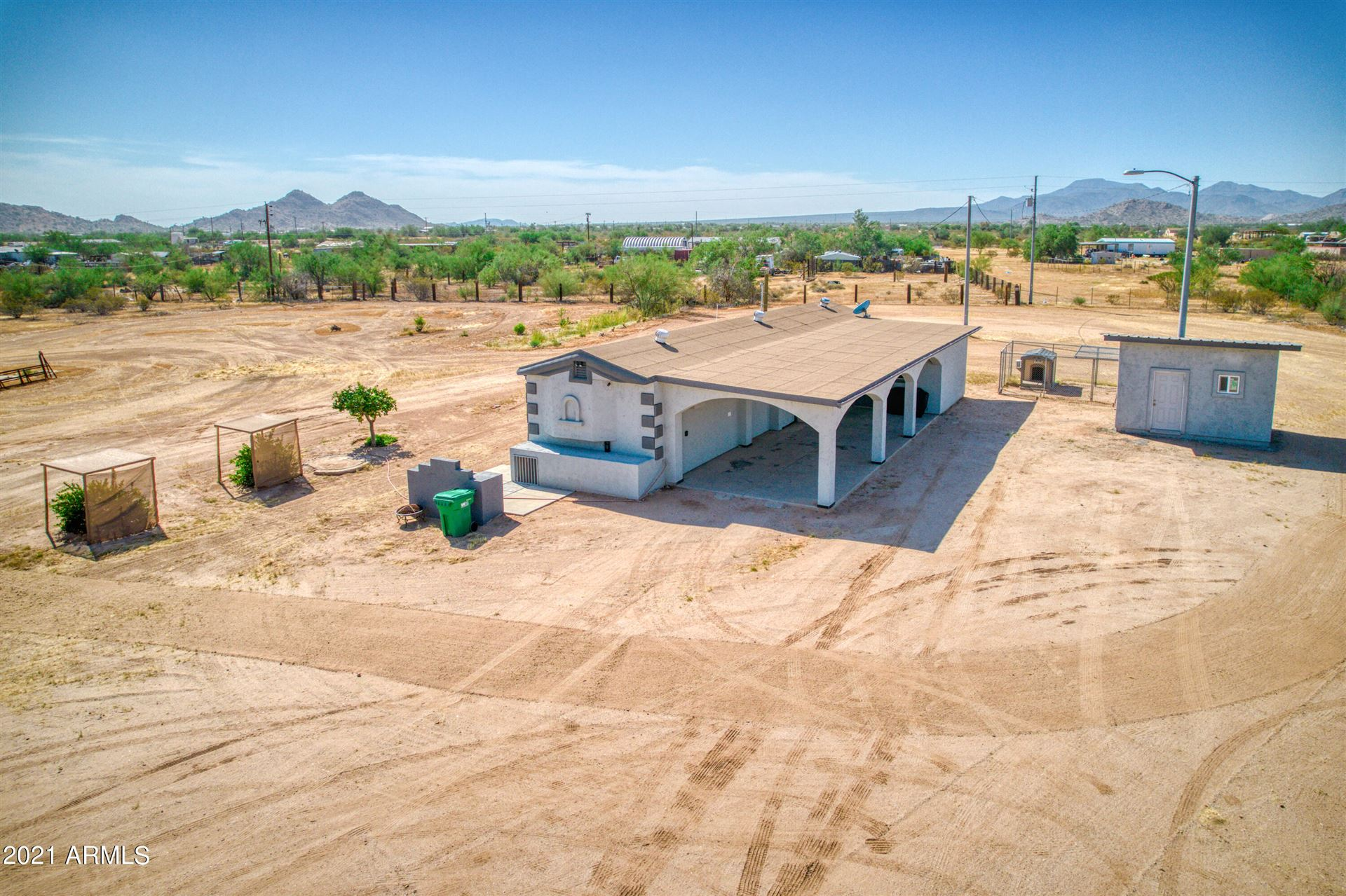 Photo for 48203 W WHIRLY BIRD Road, Maricopa, AZ 85139 (MLS # 6297161)