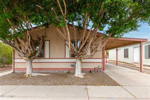 Photo of 11275 N 99TH Avenue #57, Peoria, AZ 85345 (MLS # 6268162)