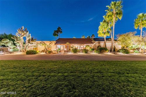 Photo of 5315 W ELECTRA Lane, Glendale, AZ 85310 (MLS # 6212163)