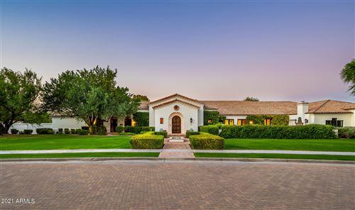 Photo of 6550 E EL MARO Circle, Paradise Valley, AZ 85253 (MLS # 6289163)