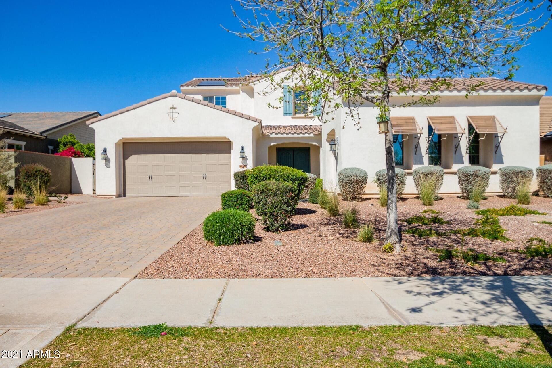 Photo of 20496 W HAMILTON Street, Buckeye, AZ 85396 (MLS # 6200163)