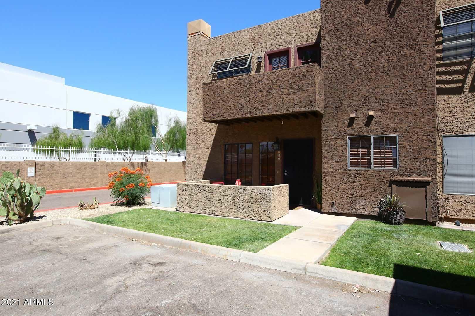 1245 W 1ST Street #117, Tempe, AZ 85281 - MLS#: 6229163