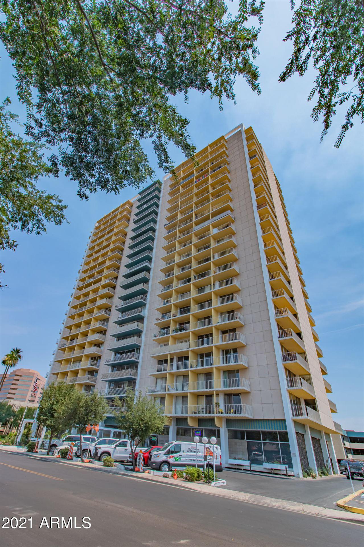 207 W CLARENDON Avenue #F15, Phoenix, AZ 85013 - MLS#: 6251163
