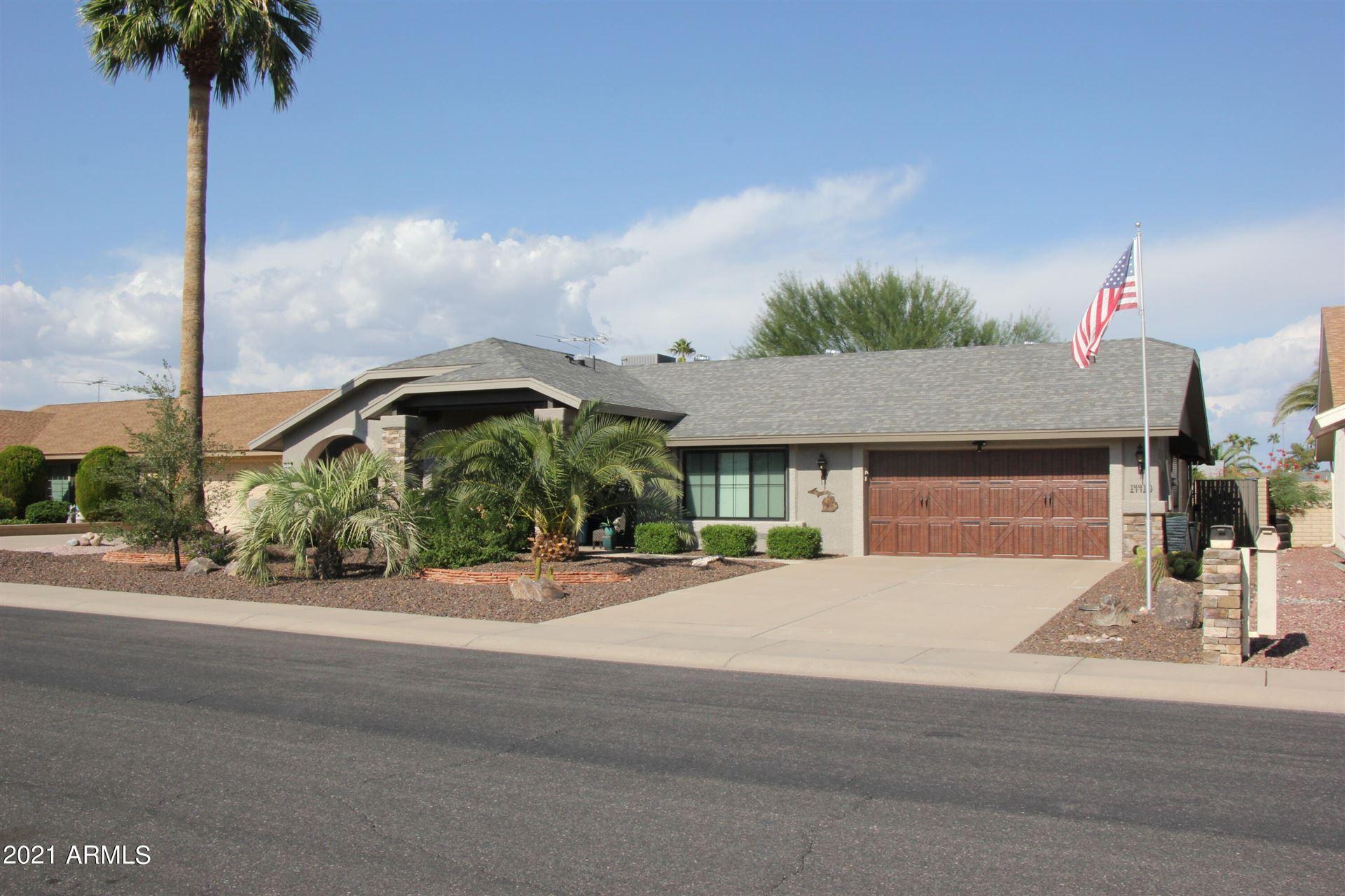 Photo of 14410 W ANTELOPE Drive, Sun City West, AZ 85375 (MLS # 6305165)