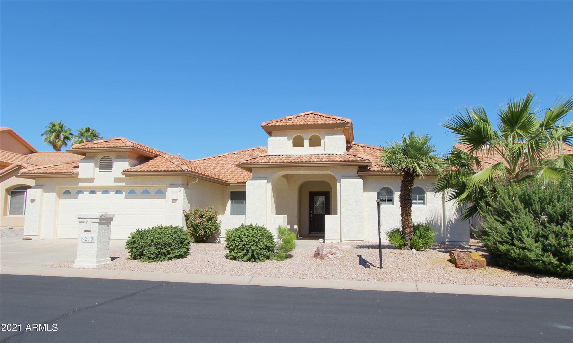 Photo of 9210 E Cedar Waxwing Drive, Sun Lakes, AZ 85248 (MLS # 6306166)