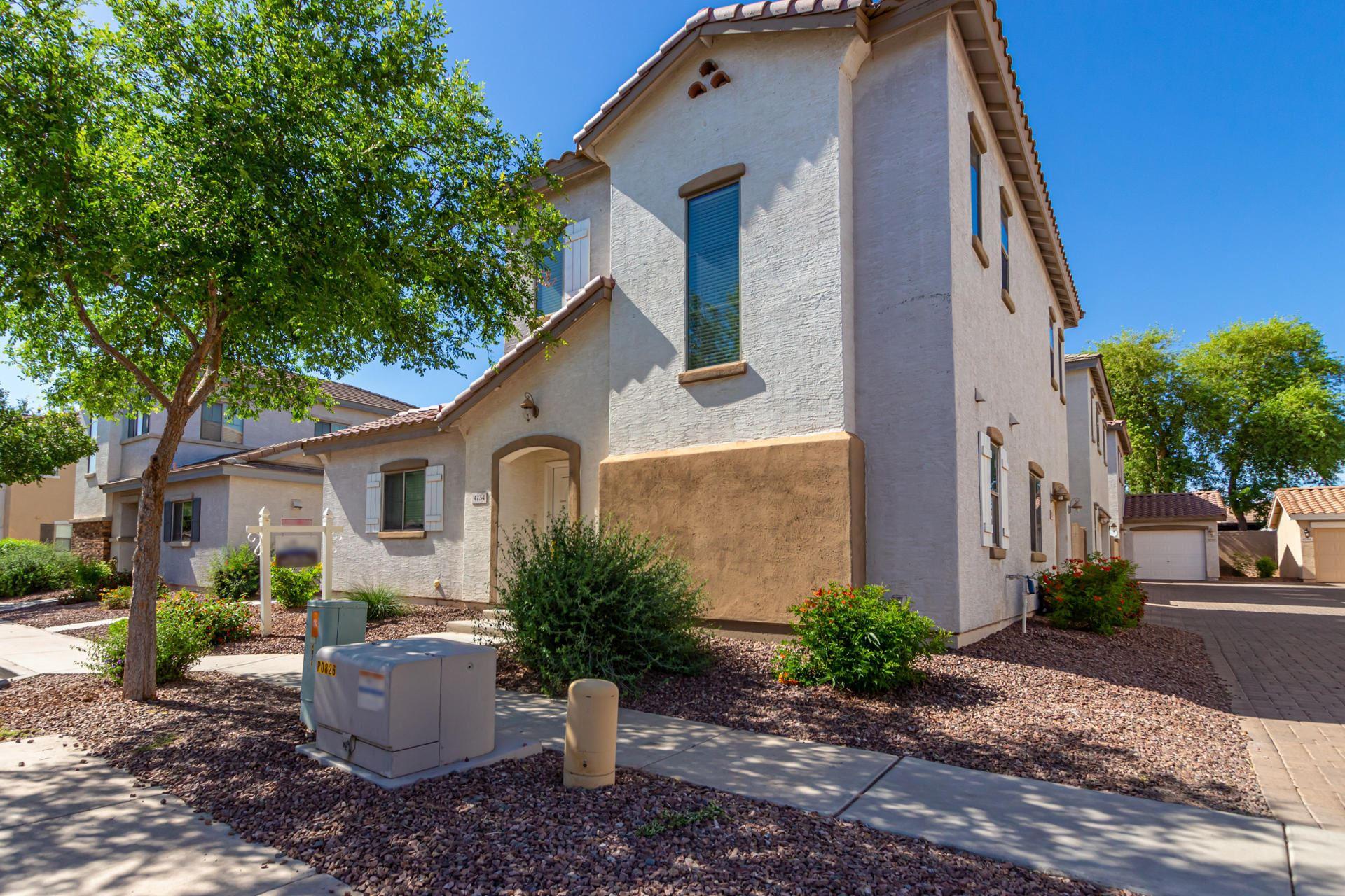 Photo of 4734 E Laurel Avenue, Gilbert, AZ 85234 (MLS # 6232168)