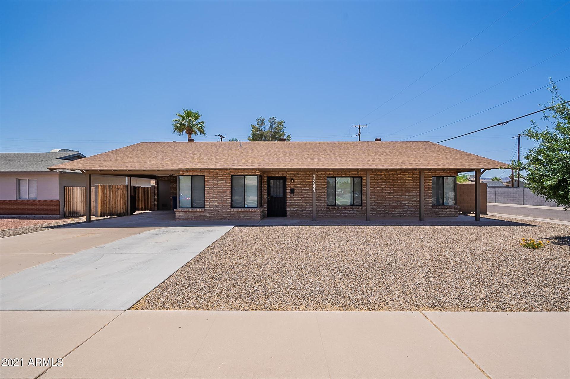 Photo of 1247 W 10TH Street, Tempe, AZ 85281 (MLS # 6234168)