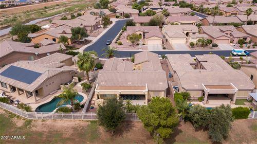 Tiny photo for 42989 W OCEAN BREEZE Drive, Maricopa, AZ 85138 (MLS # 6297169)