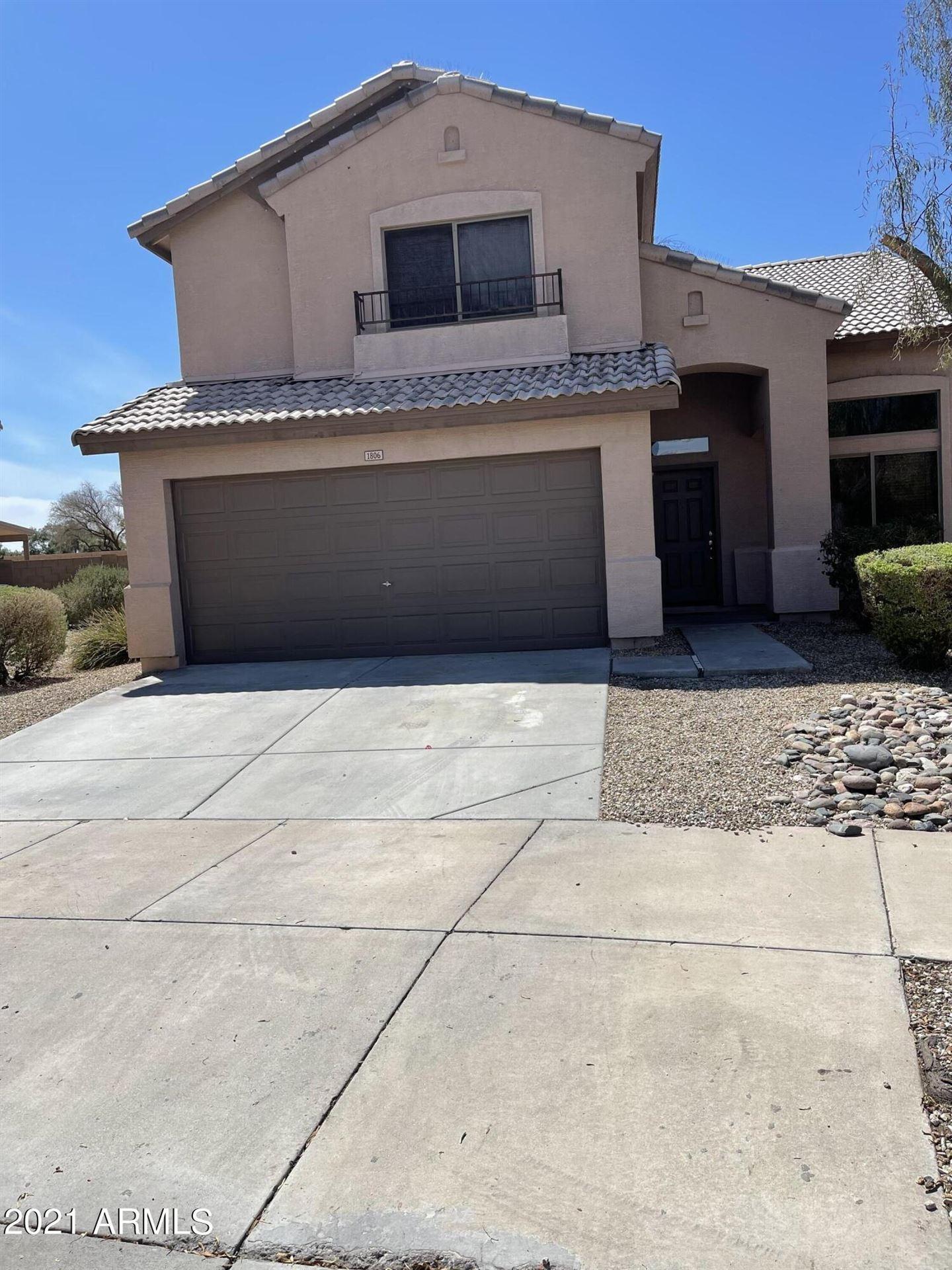 Photo of 1806 S 172ND Lane, Goodyear, AZ 85338 (MLS # 6249169)