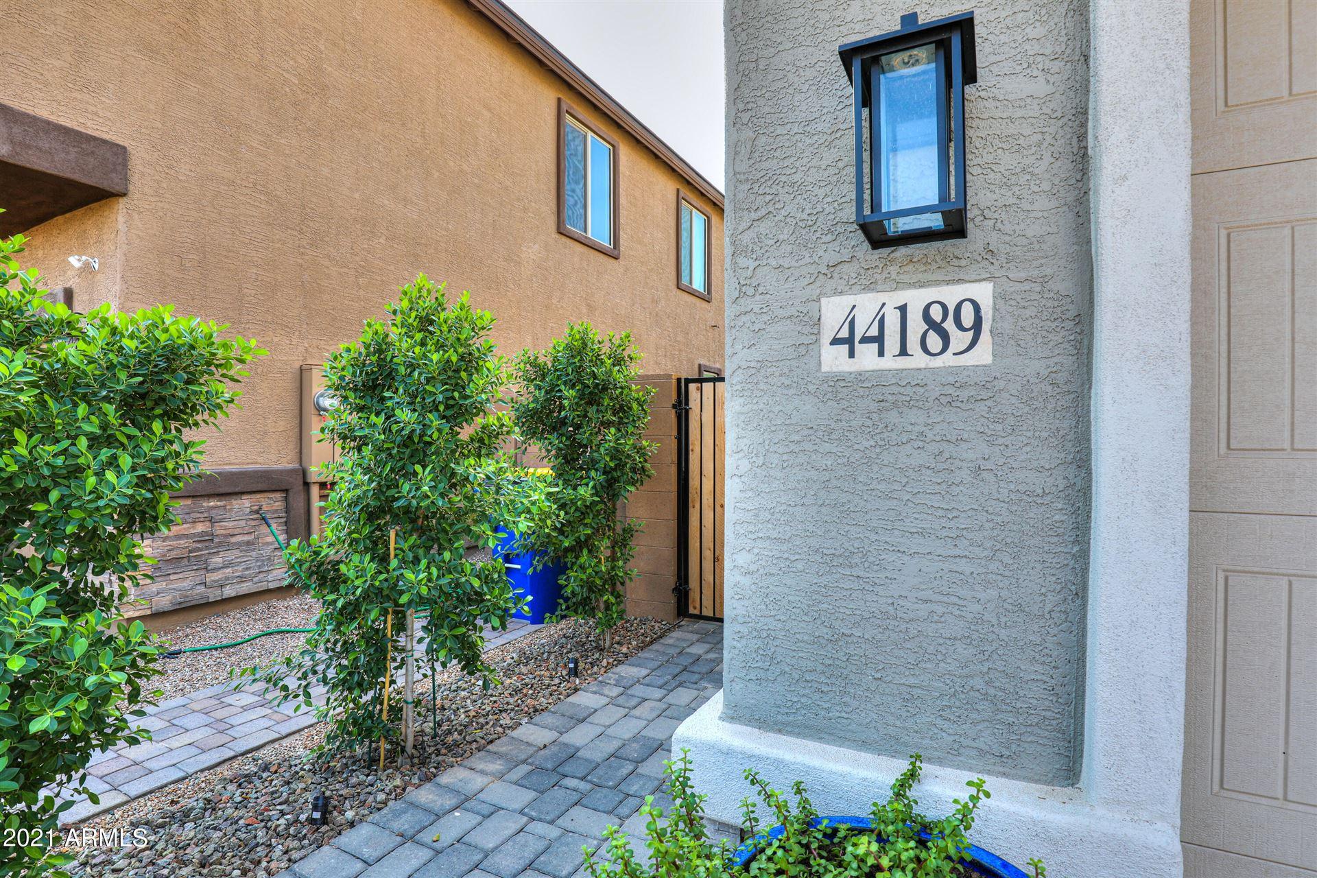Photo of 44189 W Palo Olmo Road W, Maricopa, AZ 85138 (MLS # 6295169)