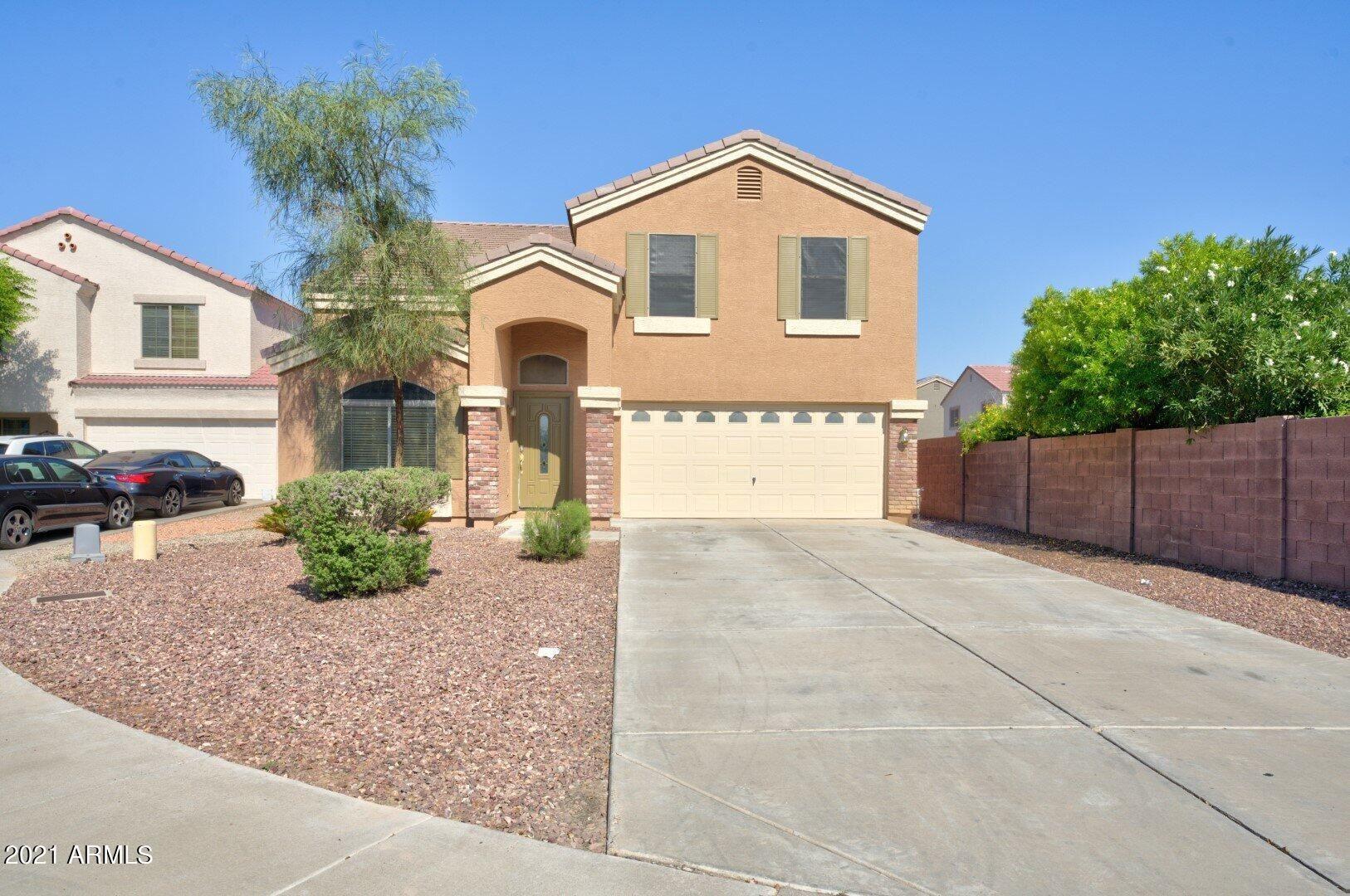 Photo of 3215 S 87TH Avenue, Tolleson, AZ 85353 (MLS # 6305169)