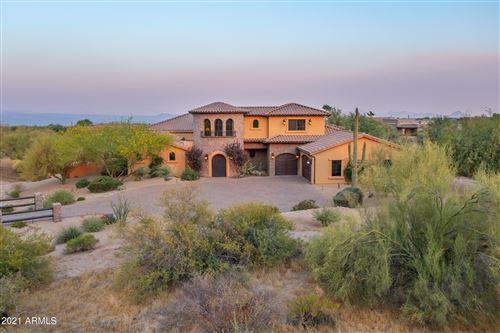 Photo of 14035 E LOWDEN Court, Scottsdale, AZ 85262 (MLS # 6253172)
