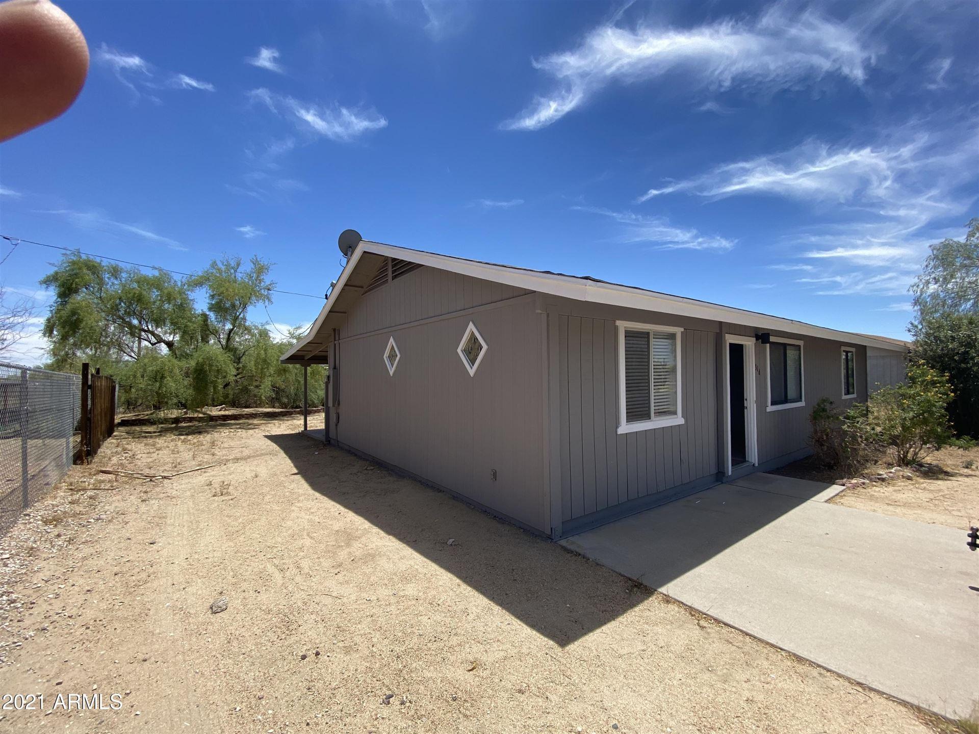 Photo of 316 E PERETZ Circle, Morristown, AZ 85342 (MLS # 6250172)