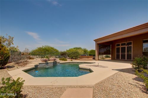 Photo of 11407 E BLUE SKY Drive, Scottsdale, AZ 85262 (MLS # 6237173)