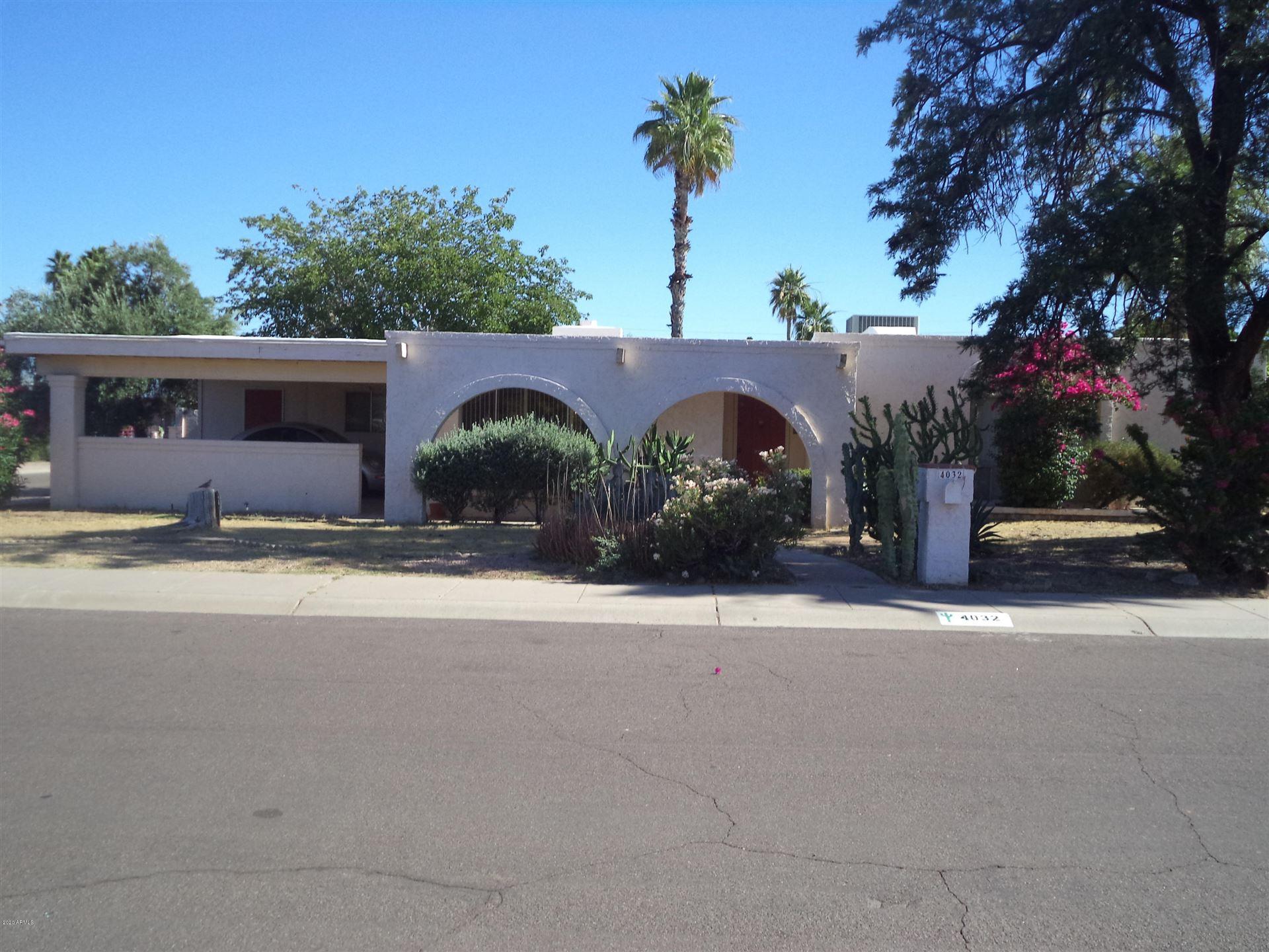 4032 E ALAN Lane, Phoenix, AZ 85028 - MLS#: 6087174
