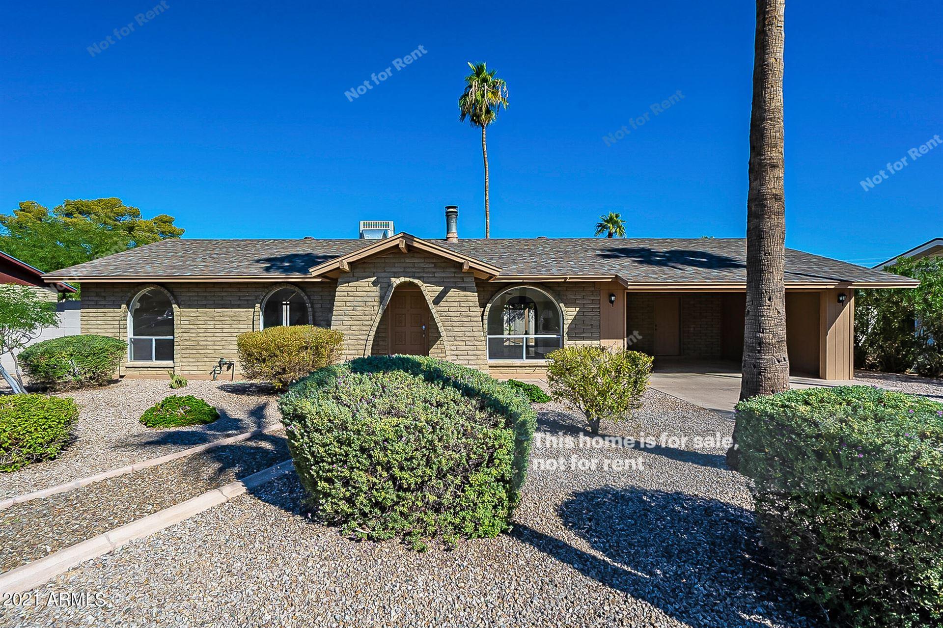 2814 E DAHLIA Drive, Phoenix, AZ 85032 - MLS#: 6309174