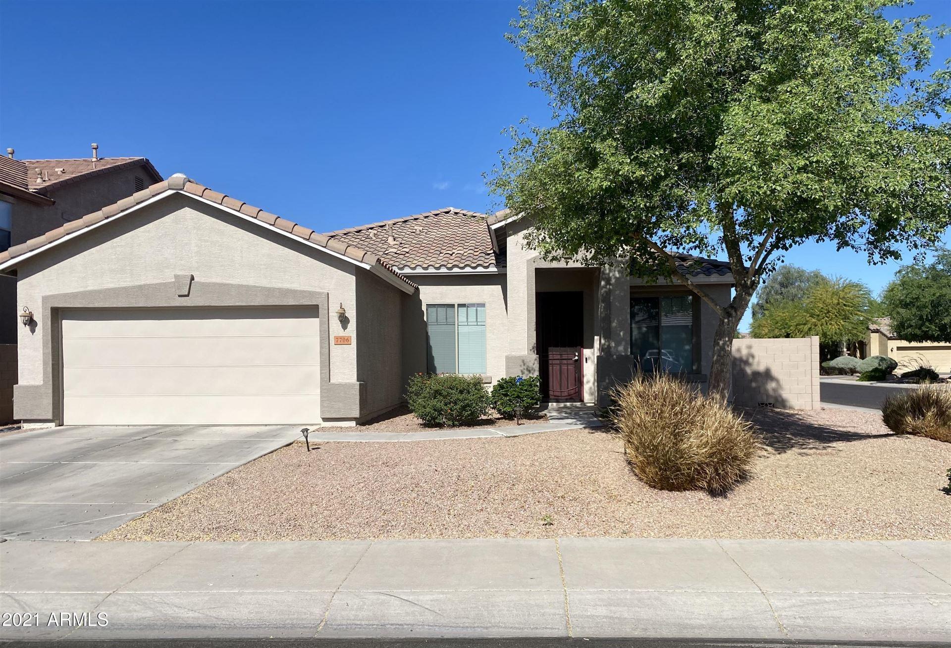 Photo of 7706 S 71ST Avenue, Laveen, AZ 85339 (MLS # 6228175)