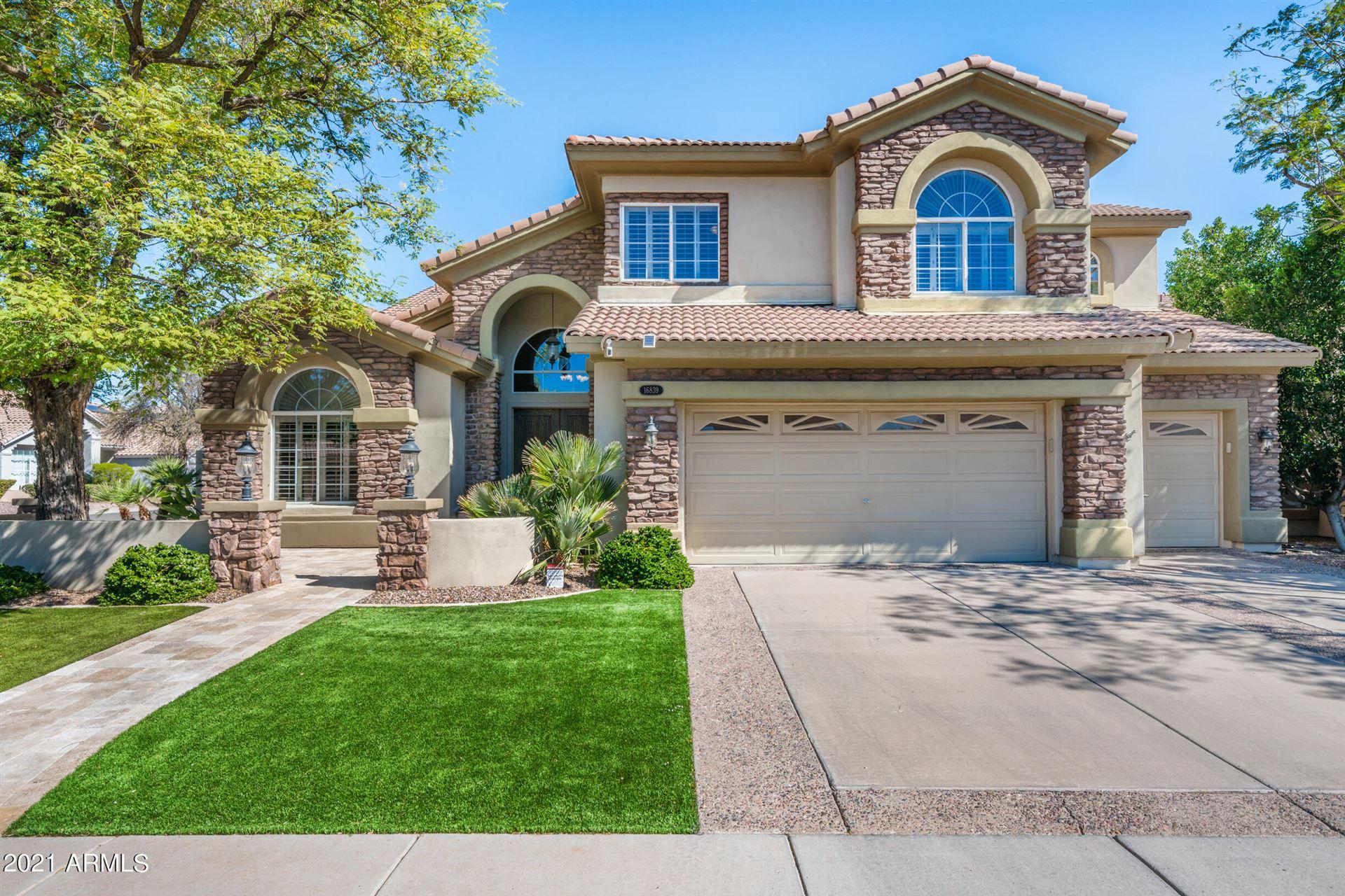 Photo of 16839 N 60TH Place, Scottsdale, AZ 85254 (MLS # 6201176)
