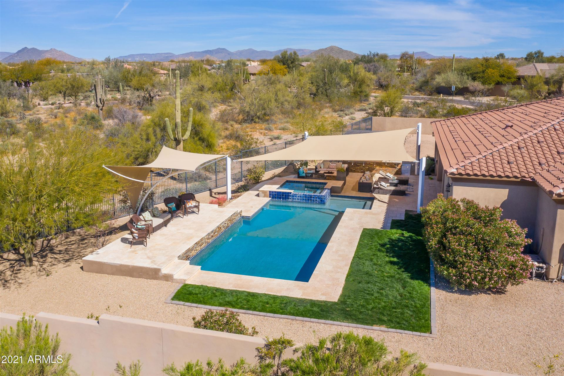 Photo of 26942 N 73RD Street, Scottsdale, AZ 85266 (MLS # 6200177)