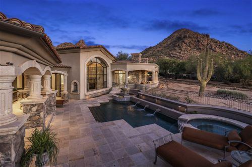 Photo of 9675 E Bajada Road, Scottsdale, AZ 85262 (MLS # 6148178)