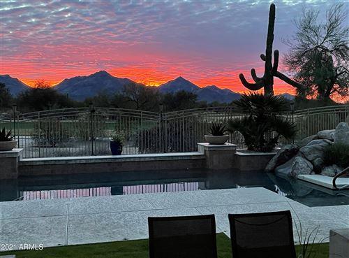 Photo of 20621 N 83RD Place, Scottsdale, AZ 85255 (MLS # 6215178)