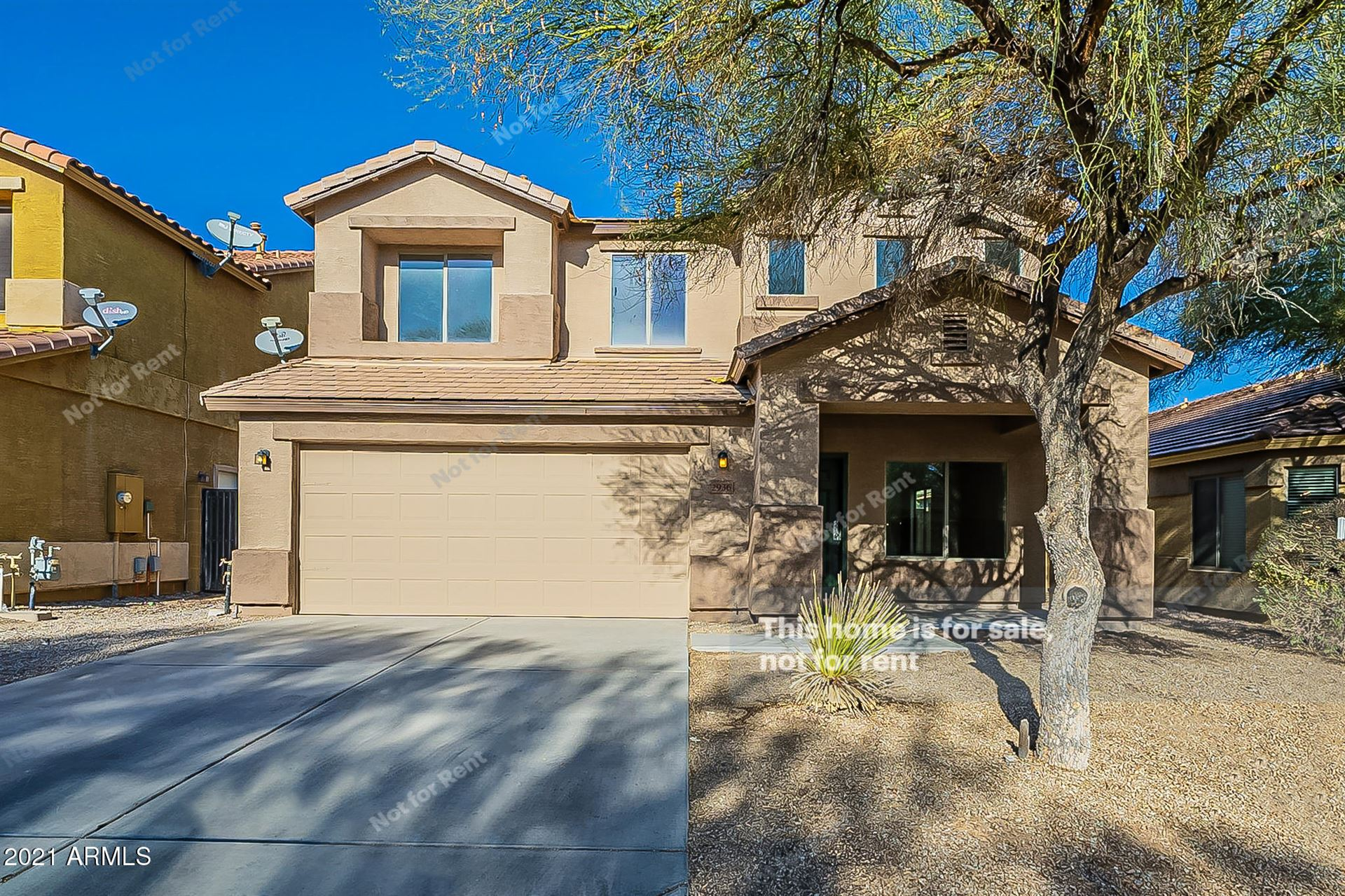 2936 W JASPER BUTTE Drive, Queen Creek, AZ 85142 - MLS#: 6180178