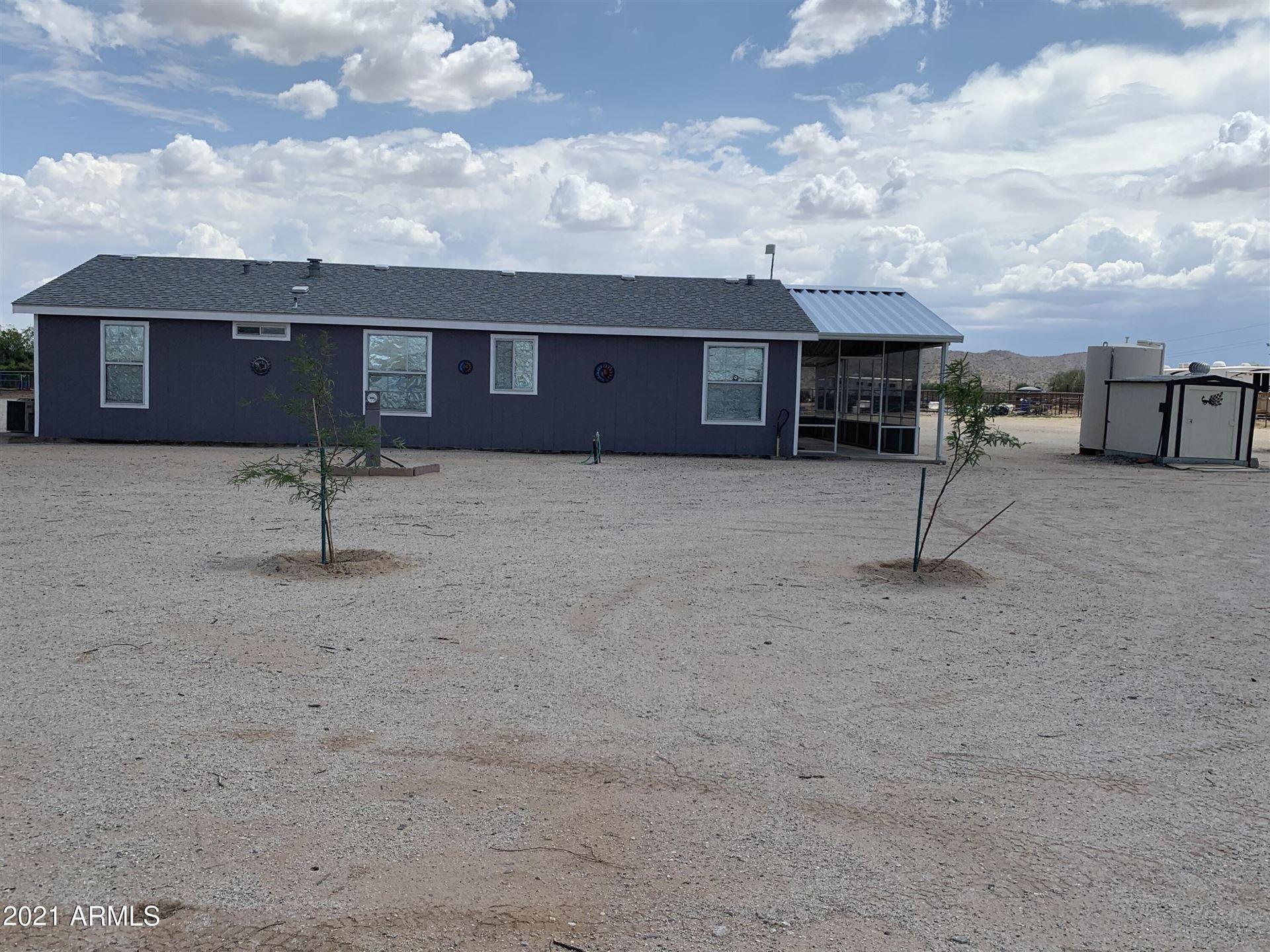 Photo for 56135 W DESERT VALLEY Road, Maricopa, AZ 85139 (MLS # 6266178)