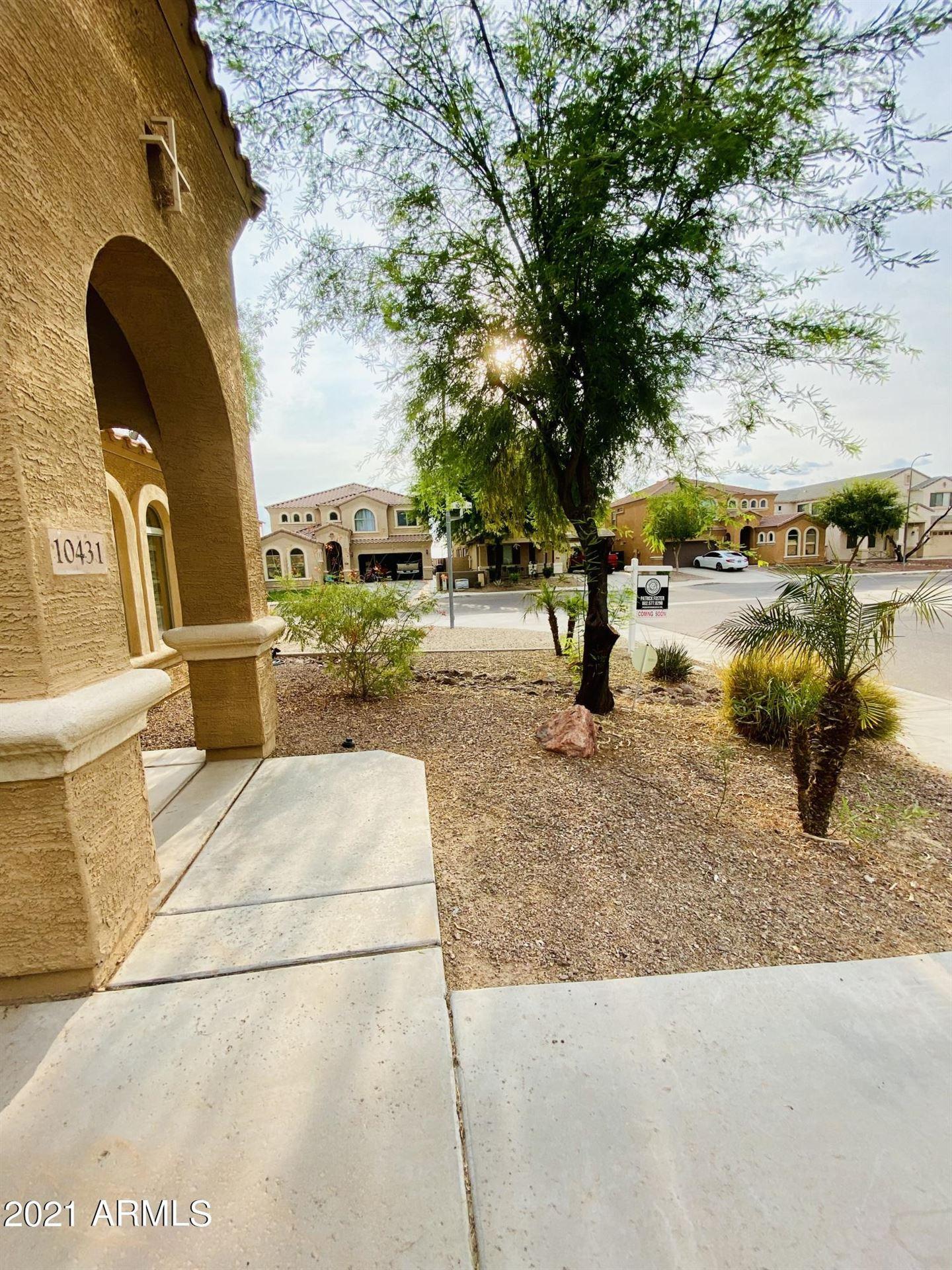 Photo of 10431 W TRUMBULL Road, Tolleson, AZ 85353 (MLS # 6269178)